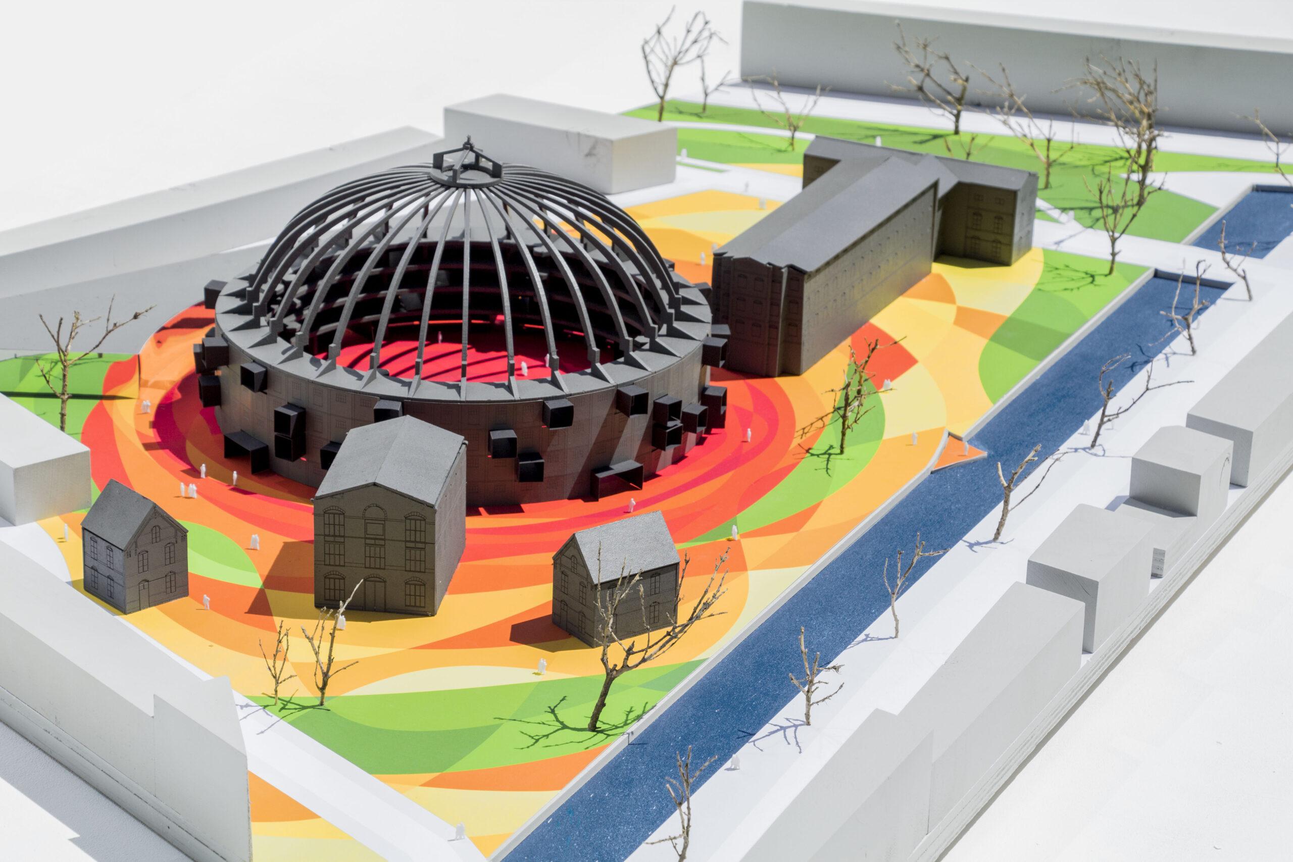 model Haarlem Hub